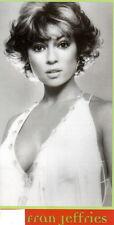Fran Jeffries clipping original magazine photo 1pg 5x10 R0714
