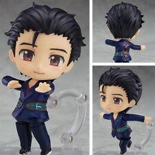 Anime Nendoroid 762# YURI!!! on ICE Katsuki Yuri Free Skating Ver.Action Figure