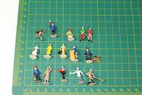 hf1200, MERTEN Figuren 14 St. Diverse Figuren 1:87 / H0 Siehe Fotos! TOP