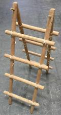 Kiva Style A Frame Rawhide Bound Ladder Lot 2036