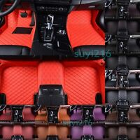 For Subaru Impreza Sedan 4-Door Car Floor Mats Carpets Waterproof Auto Mats Pads