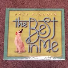 Dave Kinnoin The Best In Me (CD, Music, Children's, 2013) New, Sealed