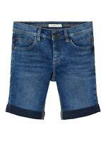 NAME IT Slim Jeans Shorts NKMSofus DNMCartus blau Größe 128 bis 164