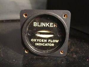 Oxygen Flow indicator (Blinker) - Ref No 6D/335