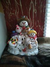 PartyLite Snowbell Tealight Holder Christmas