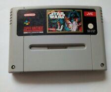 Super Star Wars-Super Nintendo-SNES
