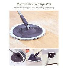 Spinmop das Reinigungssystem mit selbstreinigendem Wischmop für alle Böden Mopp