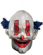 Dark Knight Costume Mask, Mens Batman Henchman Goon School Bus Driver 3/4 Mask