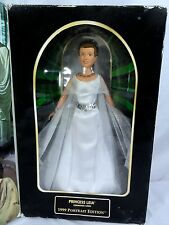 """Star Wars 1999 Portrait Edition """" Princess Leia """" Sealed In Box Ceremonial Gown"""