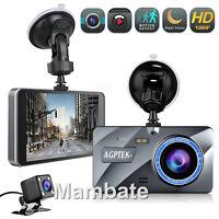 HD 1080P Vehicle Car Dashboard DVR Camera Video Recorder G-Sensor Dash Security