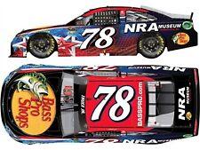 2016 MARTIN TRUEX JR #78 BASS PRO SHOPS NRA 1:64 ACTION NASCAR DIECAST IN STOCK