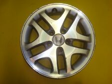 99 00 01 02 HONDA ACCORD ALLOY WHEEL RIM W/ CENTER CAP 16'' 16X6.5 / 10 SPOKE #1