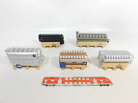 CA745-2# 5x Ladegut für LGB Spur G/ Märklin Spur 1; Motor/Dieselaggregat