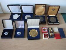 Medaillen,Anstecknadeln Konvolut