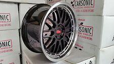 "19""Carsonic CSW2 Le Mans BMW 3er 87 E36 E46 E90 E91 92 93 8,5-9,5x19 Zoll Z3 Z4"