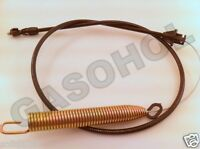 """ENGAGEMENT CLUTCH CABLE 42"""" x 45"""" 175067 169676 532169676 532175067 21547184"""