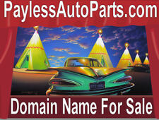 Payless Auto Parts .com  Domain Name For Sae Car part dealer Website Online URL