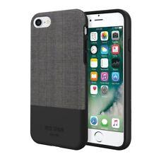NEW GENUINE Jack Spade New York iPhone 7 Case Cover Grey/Black - Kate Spade