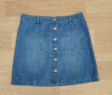 New Look Denim Short/Mini Skirts for Women