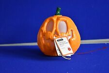 NEW Musical Light Up Pumpkin Halloween Indoor Sound Activated Jack O Lantern
