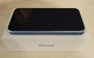 Apple iPhone XR - 64GB - Blue (ATT) A1984 (CDMA + GSM)  Box Excellent