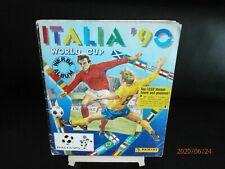 Panini  WM 1990 Italia 90 World-Cup Album Komplett Deutsche Ausgabe * RARITÄT *