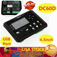 DC60D Generator Set Controller Fit Diesel/Gasoline/Gas Genset Parameters Monitor