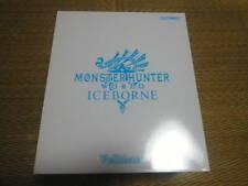 Monster Hunter World Iceborne Collector's Edition Velkhana Statue Figure ONLY JP