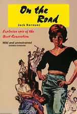 POSTER : MOVIE REPRO: ON THE ROAD - JACK KEROUAC - FREE SHIP!   LW18 M