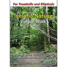 IRELAND NATURE TREADMILL WALK DVD SCENERY VIDEO : LOW IMPACT EXERCISE FITNESS !