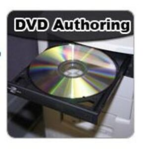 CONVERT, COPY, BACKUP & RIP AVI,MPG,MOV,WMV,ASF,FLV TO DVD OR CD - Great Package