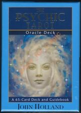 NEW John Holland The Psychic Tarot Oracle Cards Deck