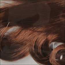 Saran Hair - 0561 (R.Brown) Custom Ooak/Reroots 30gram(1 oz)