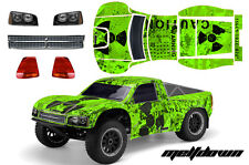 RC Body Graphics Kit Decal Sticker Wrap For Losi SCTE Short Course 1/10 MELT K G