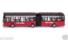 Siku 1617 Gelenkbus Rot MAN Modellauto 1:87 Maßstab