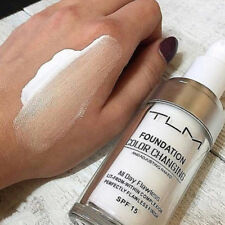 Fond de teint changeant de couleur de base de TLM Maquillage de la peau 30ml HQ