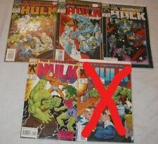 Incredible Hulk U-PICK ONE #412,413,414 or 415 Marvel 1993-94 PRICED PER COMIC