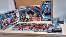 Vehicle Comic Book Heroes Action Figures