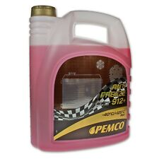 5 (1x5) Liter PEMCO ANTIFREEZE 912+ Kühlerfrostschutz für Ford, Opel, Mercedes