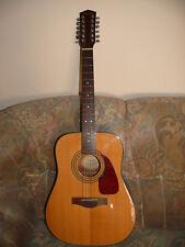 Fender DG-14S/NAT 12 string Acoustic Guitar