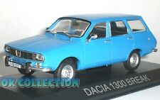 1:43 DACIA 1300 BREAK _ DeAgostini Collection.