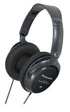 Panasonic RP-HT225 Over the Ear Wireless Headphones - Black