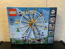 Retired LEGO Creator Ferris Wheel 10247 NEW in Sealed Box