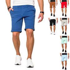 Jack & Jones Herren Bermudas Chino Shorts Herrenhose Stretch Unifarben
