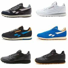 Reebok Suede Men's Classic Leather Trainers
