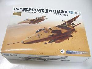 Kitty Hawk 1/48 80106 Sepedcat Jaguar GR.1/GR.3