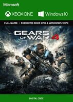 Gears of War 4 Xbox One/PC digital Key Region free