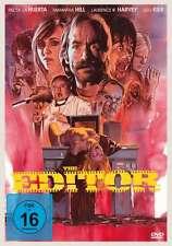 The Editor - Udo Kier - Samantha Hill - DVD