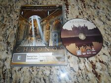 Chronos Special Collector's Edition Region Free PAL DVD Ron Fricke Michael Stern