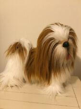 Plush Shih Tzu Dog Jouets Berger Stuffed Animal